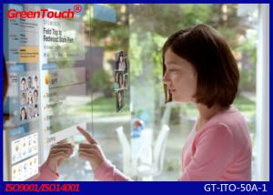China Digital Signage Screen Capacitive Touch Foil 50 USB Interface 21:9 Ratio on sale