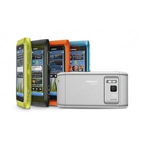 China Nokia N8 Unlocked GSM Cell Phone - Quad-Band, AMOLED Screen, Bluetooth 3.0 Capable, FM Radio, on sale