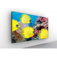 "350nits brightness 4K LCD Display 42"" ,  10mm narrow bezel videowall 3840 x 2160 high resolution"