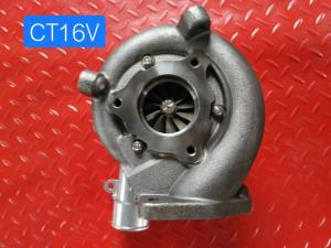China CT16V Turbo Excavator Spare Parts For Toyota Turbocharger K050607313 VIG03000 on sale