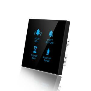 China Indoor Use Zigbee Switch In Wall , Remote Control Zigbee Light Dimmer on sale