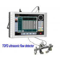 Digital TOFD Ultrasonic Flaw Detector Negative square wave pulse adjustable TOFD400