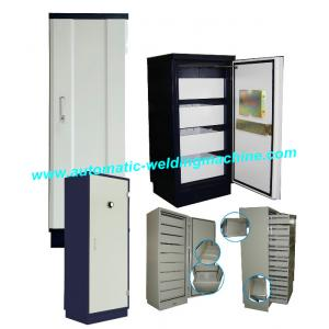 China Office Magnetic Proof Fire Resistant File Cabinet Safety With 7 Drawers on sale