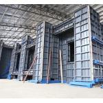 Cost Saving Heavy Duty Aluminium Concrete Molds Construction Formwork System For Building
