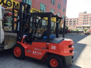 China 3.8 Ton Diesel Forklift Truck With Xinchai Diesel Engine 360mm/S Lifting Speed on sale
