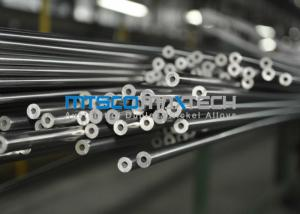 China TP304 TP316 Precision Stainless Steel Tubing Mesh Belt Furnace Annealing on sale