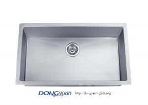 China guangdong dongyuan kitchenware apron front farmhouse kitchen sinks on sale