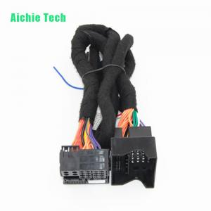 China Auto Accessories Car radio wiring harness for sale supplier
