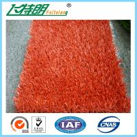 China Decorative Artificial Lawn Grass Landscaping / Plastic Grass Carpet 9000 Dtex on sale