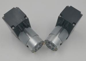 China Brush Motor 9V DC Pressure Miniature Diaphragm Pump, Mini Piston Pump250kpa Pressure on sale