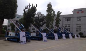 China MDL-160G Full Hydraulic Drilling Rigs Impact Power Pipe Shed Engineering Without DTH Hammer on sale