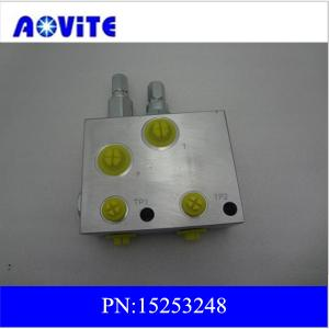 China combination valve 15253248 for T70 haul truck on sale