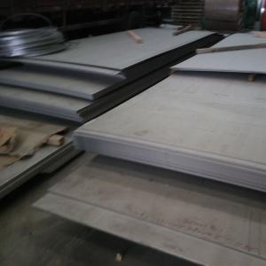 China Hot Rolled 441 Stainless Steel Panels in Thickness 4.0mm 5.0mm 6.0mm Mile Edge SS Plate on sale
