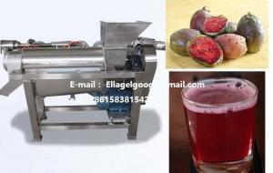 China Cactus Fruit Exctruder juicer Machine |Professional cactus fruit juicer,Stainless steel juicer equipment on sale