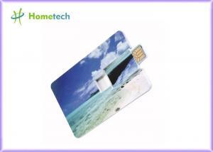 China 4GB - 32GB Credit Card USB Storage Device Windows Vista with High Speed on sale