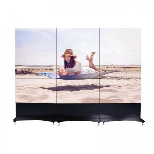 China Stable Seamless LCD Video Wall , 55 Inch Lcd Splicing Wall Advertising Display on sale