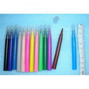China slim water color marker set on sale