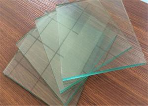 China Professional Clear Sheet Glass 1 mm ~ 2.7mm Thickness For Picture Frame on sale