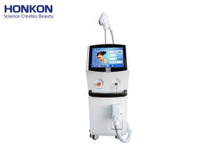 China Fast Effective Stationary 808nm Diode Laser Hair Removal Machine Big Spot Size on sale