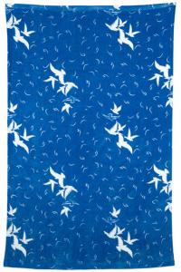 China 100% Cotton Beach Blanket With Reactive Printing on sale