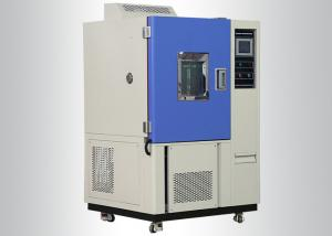 China Constant Temperature Humidity Test Equipment / Temperature Controlled Chamber 225 L on sale