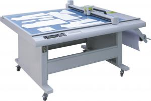 China Graphic design sample maker cutting machine on sale