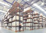 Industrial Metal Pallet Storage Shelving System Units 3000KG per Level
