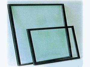 China Flat Decorative Tempered Glass Panels For Architectural Windows ,12mm Thickness on sale