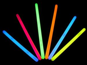 China Chemical Glow Sticks ¢15mm Series Stick With EN71, ASTM F963 For Concert, Dance Hall on sale