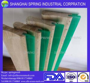 China Free sample aluminum screen printing squeegee rubber handle/screen printing squeegee aluminum handle on sale