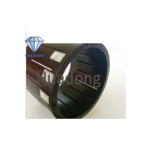 China carbon steel slotted casing pipe on sale