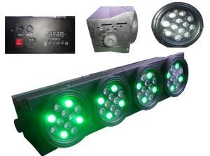 China Long 48pcs 3w Rgb Disco Stage Blinder Lights / DJ Led Bar Lights on sale