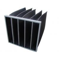 Recycled Washable Industrial Air Filters Large Flow Capacity Good Seal For HVAC System