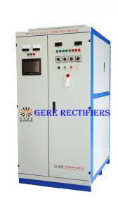 China Aluminum Hard Anodizing Rectifier with Programmable PLC on sale