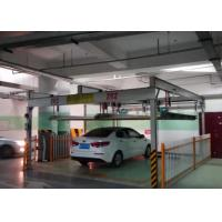 0.2kw Sliding Motor Steel Structure Car Parking Powerful Easy Installation