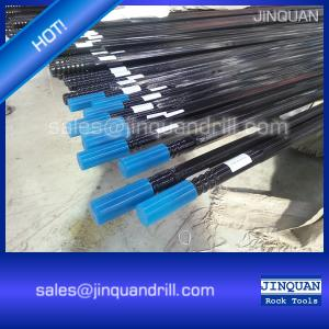 China Rock drilling tools drill rods drill bits button bits on sale