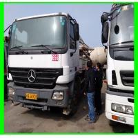 2013 37m 2hand zoomlion benz concrete pump  Truck,Isuzu Concrete Mixer,China Concrete mound truck mixer