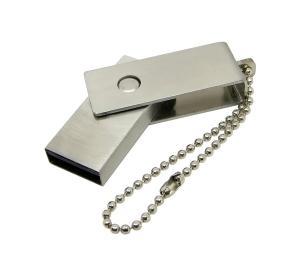 China Silver Customized Mini USB Flash Disk, High Speed Micro USB Flash Drive 16GB on sale