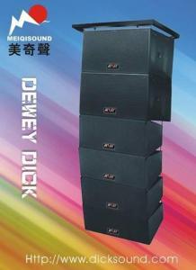 China double 8full range passive line array pro audio speaker L-8 on sale