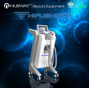 China HIFU high intensity focused ultrasound slimming beauty salon equipment on sale
