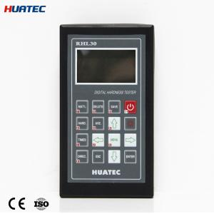 China la máquina de prueba portátil de la dureza 3.7V/600mA RHL30 para muere cavidad de moldes on sale