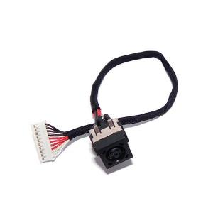 China AC DC Power Jack Harness Cable Plug Port For Dell Precision M4600 HRV0K 0HRV0K on sale