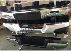 China Plastic Automotive Rear Bumper Replacement For Mitsubishi Triton L200 on sale