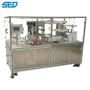 China Cellophane Cigarette Wrapping Machine on sale