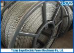 Transmission Line Anti twist Wire Rope, Pilot Wire Rope for Overhead Engineering