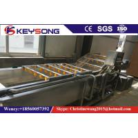 Fresh Ginger Jujube Fruit And Vegetable Processing Machinery 2.2kw 1000 - 1200kg / H