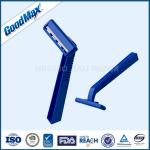 Light Weight Single Blade Mens Razor With Fixed Head For Safe Shaving