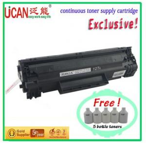 China 12A CTSC compatible para el cartucho de tinta de HPQ2612A/2612X/Canon CRG-303/103/703, vida hasta 15000 páginas on sale