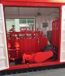 API 16D Hydraulic BOP control unit / Well pressure control unit