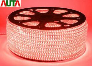China 120 Decorative Cool White LED Rope Lights For Hotel , LED Rainbow Light on sale